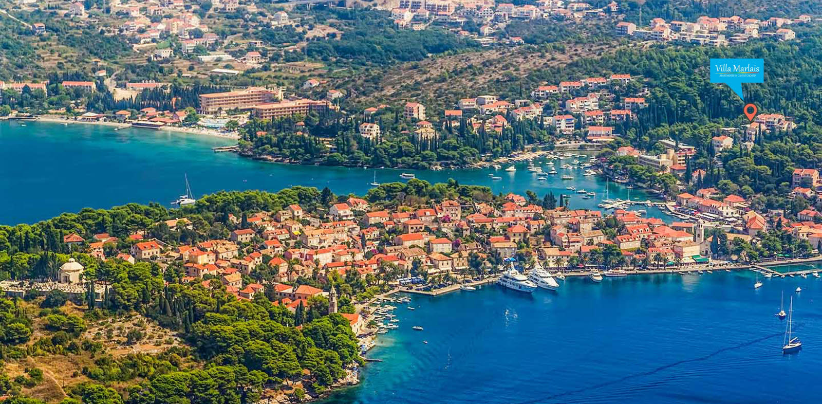 Cavtat - pearl of the Adriatic